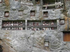 Toraja grave