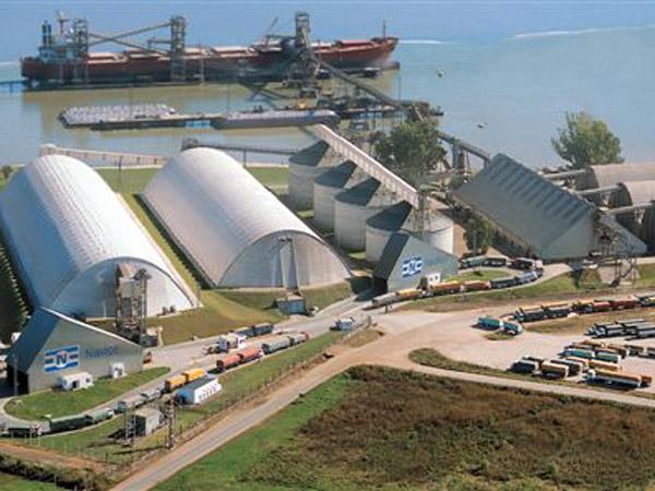 Navios - Industry - Nueva Palmira - Uruguay