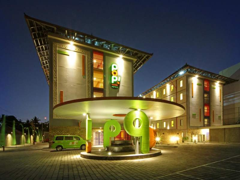 Pop hotels - 150 keys - Indonesia